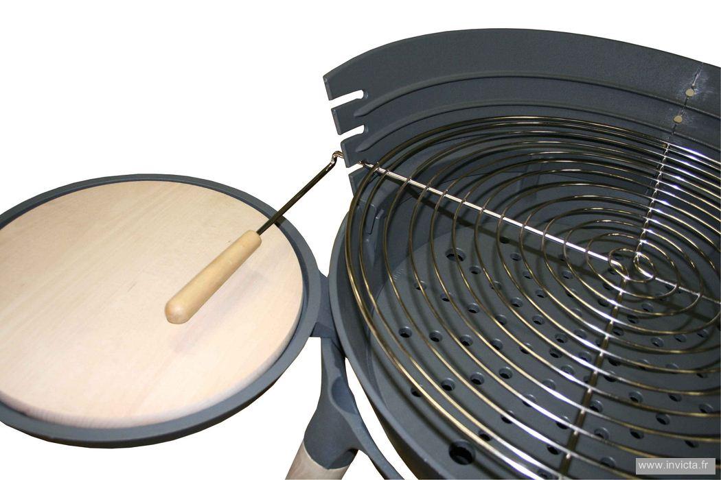 Cast Iron Charcoal BBQShogun