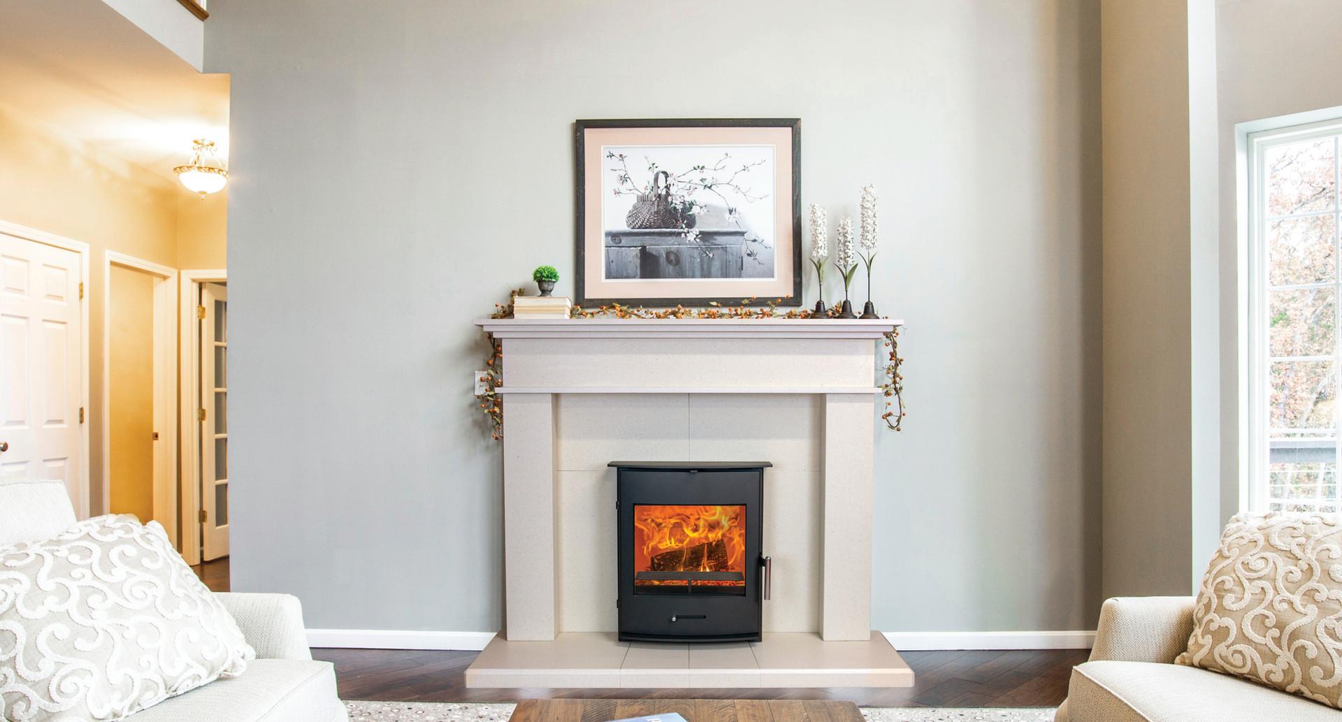 Newbourne 40i Inset stove