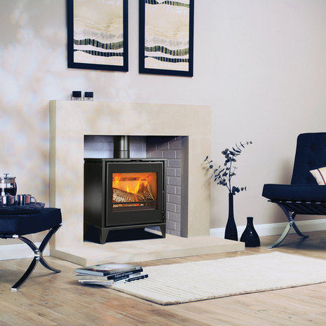 Serenity 50 Inset and Freestanding stove Ecodesign