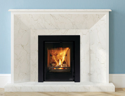 Serenity 40 Inset and freestanding stove Ecodesign