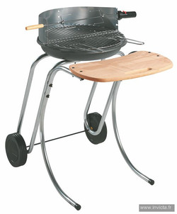 Charcoal BBQ Douvres