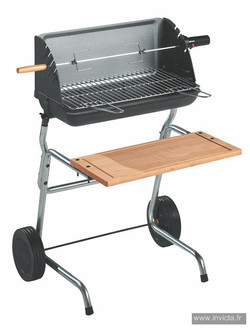 Charcoal BBQ Victoria