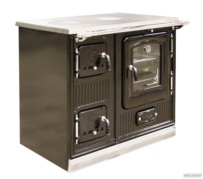 La Royale wood cooker