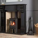 F2 Accona csat iron stove