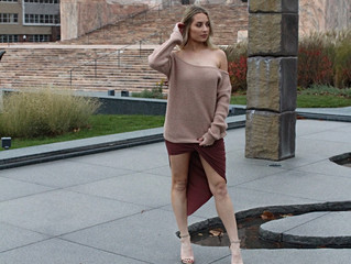 3 Ways to Wear an Oversized Sweater