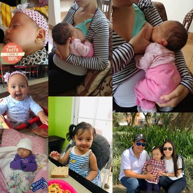 Testimonio: ¨Mi historia de Lactancia¨ por Sindy Cifuentes, madre de los grupos de apoyo