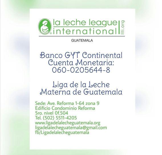 cuenta Liga de La Leche.JPG