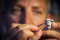 Sculpting the Pirates