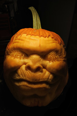 The Sandhead Pumpkin Carving