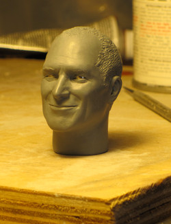 1:6 scale Young Steve Jobs