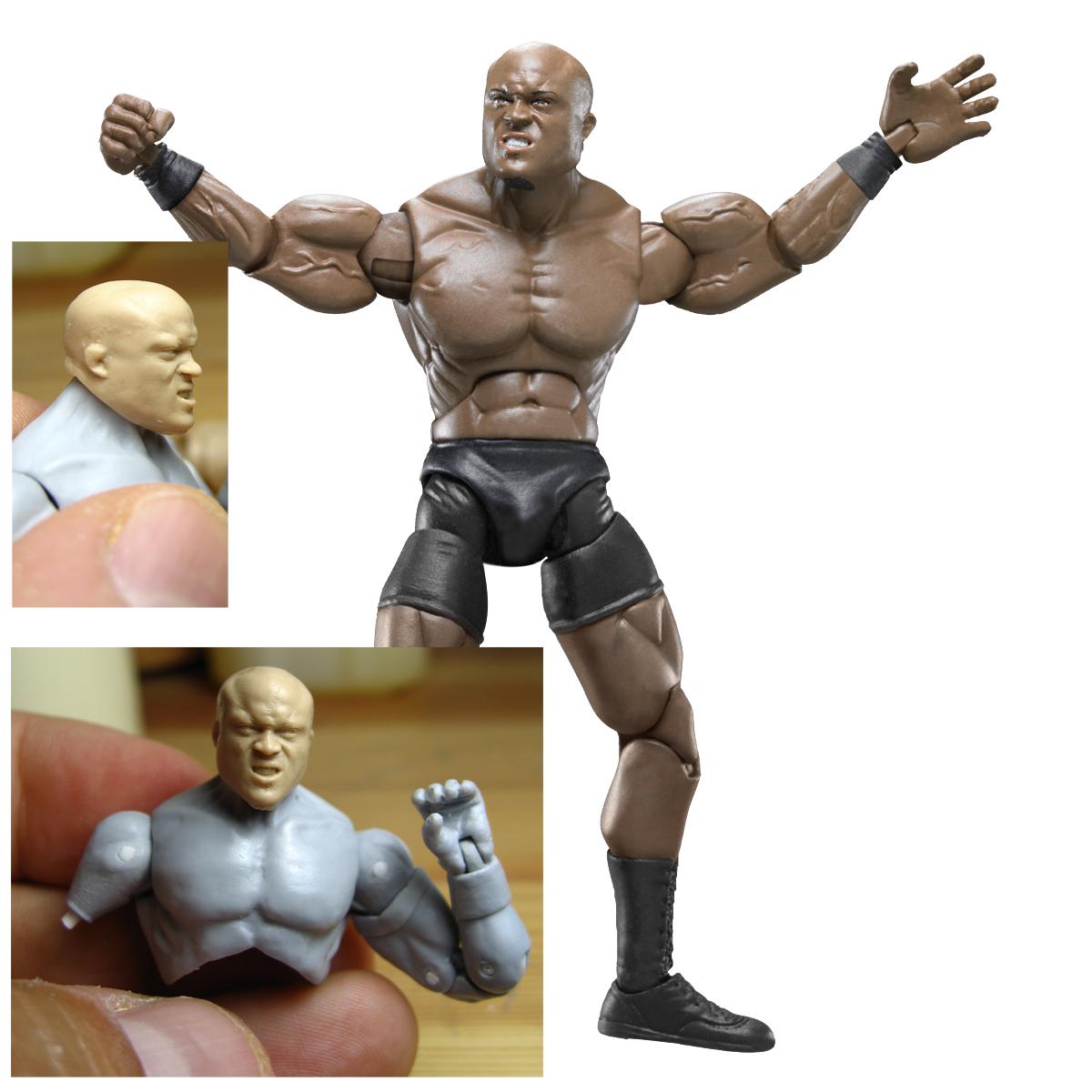 WWE Jakks Pacific action figure