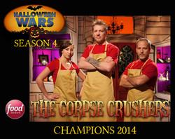 Halloween Wars team, CORPSE CRUSHERS