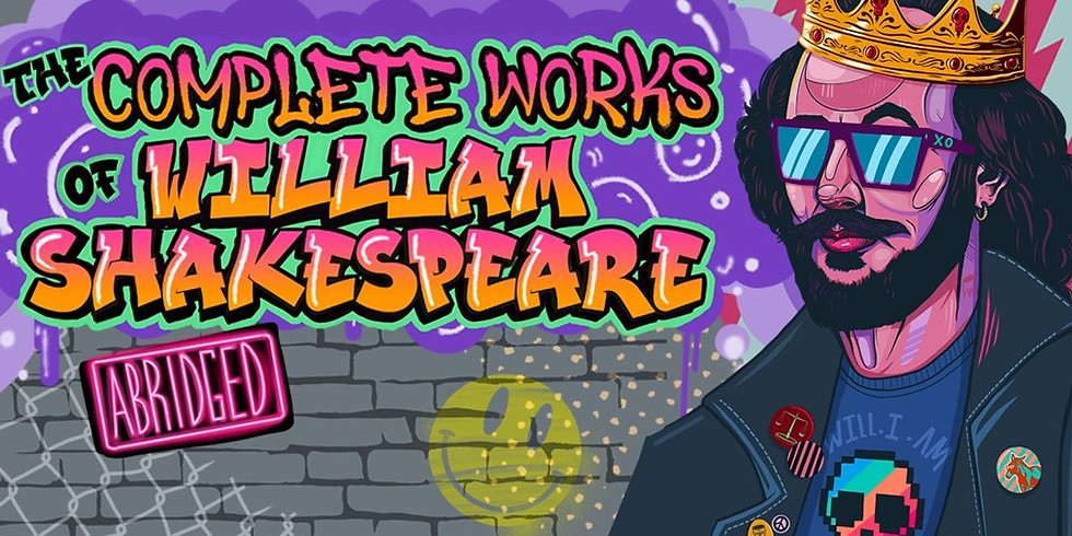 Teachers Night: The Complete Works of William Shakespeare (Abridged)