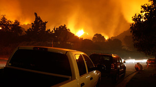 86,000 Homes in Southern California at Risk from Wildfires