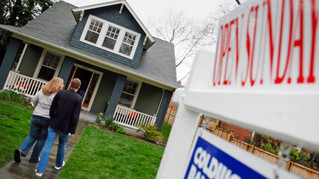 Annual Home Prices Hit Two-Year High