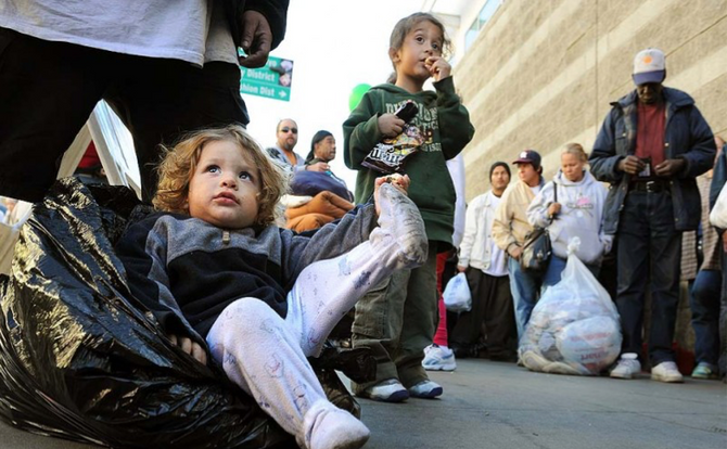 LA City To Launch 'Kids First' Program Helping Homeless Families With School-Age Children