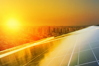 Morocco is building a solar farm as big as Paris in the Sahara Desert