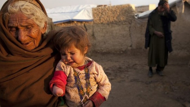 Afghanistan's Children: Tragic Victims of 30 Years of War