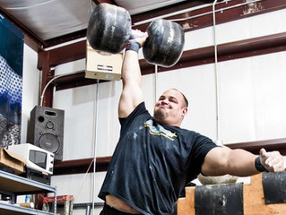 """Strongman"" Excercises You Need In Your Workout"