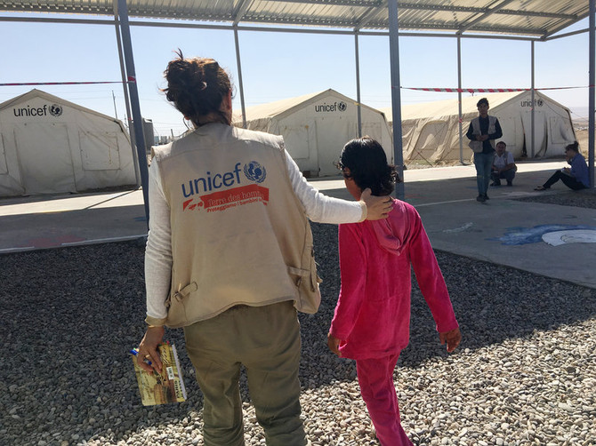 Mosul Orphans Are Most Vulnerable to Abuse and Trauma