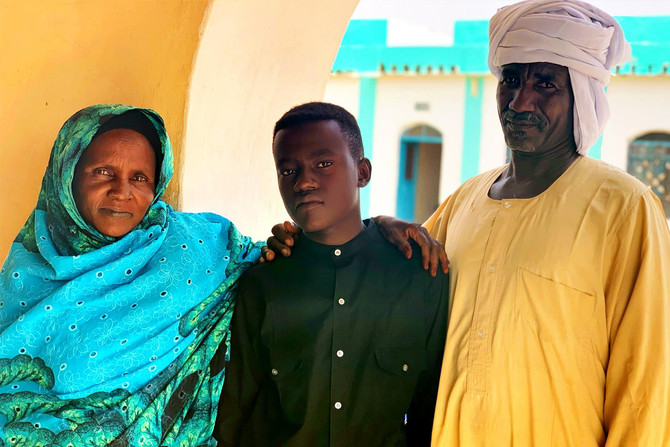 Dreaming of the Ivy League in South Darfur