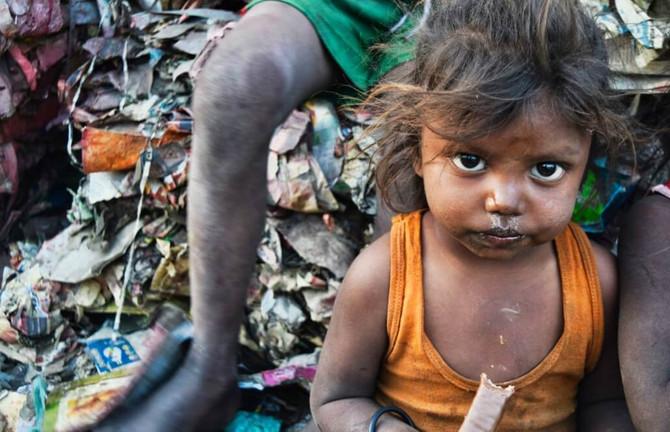 Volunteer with the Street Children of India