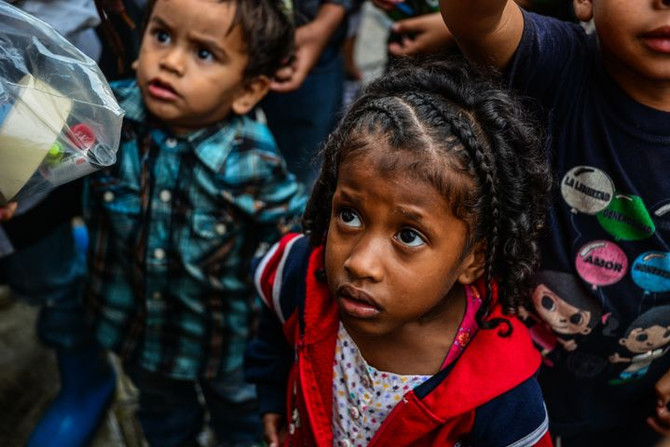 Hundreds Of Children In Venezuela Are Starving To Death