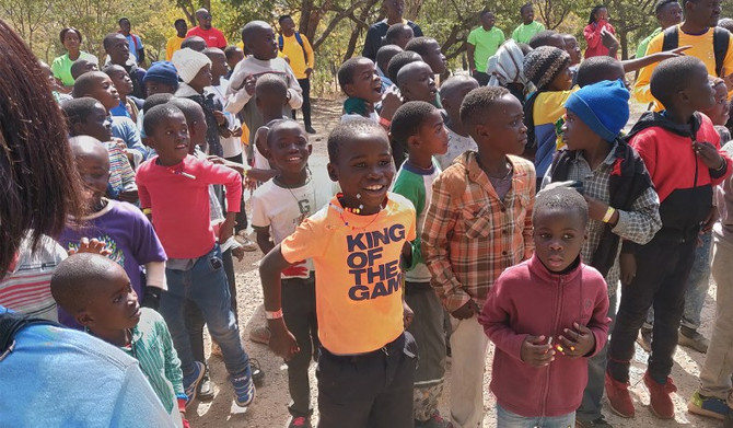Remembering Africa's Orphans