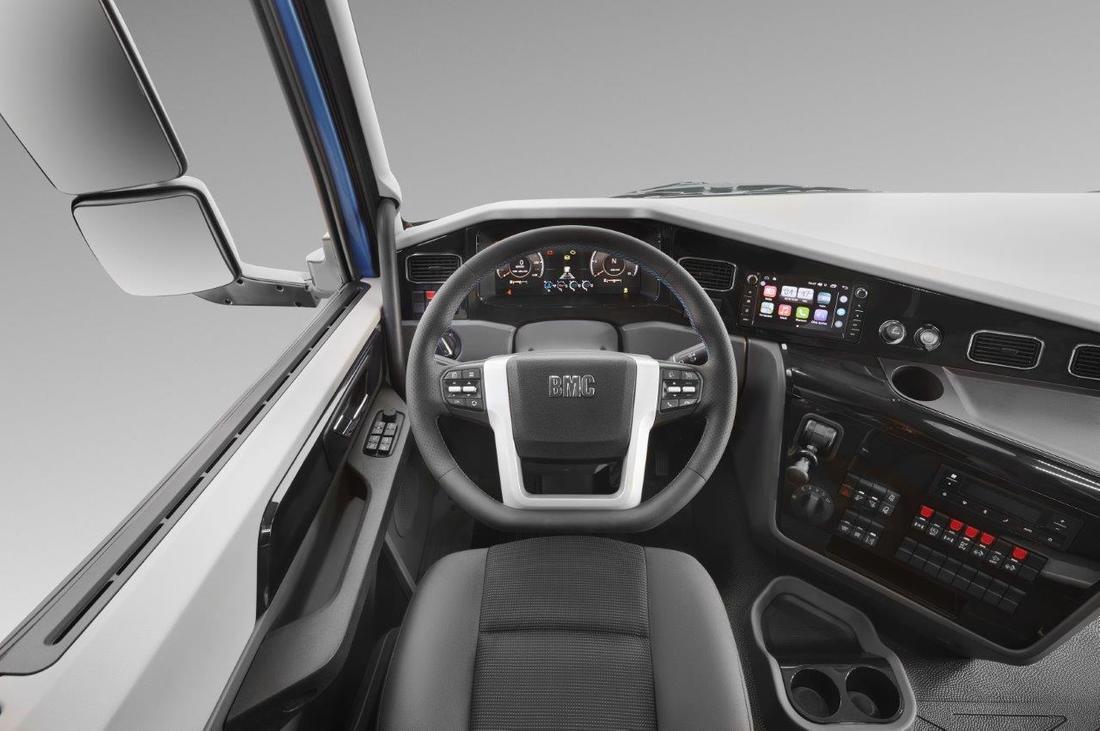 bmc truck.
