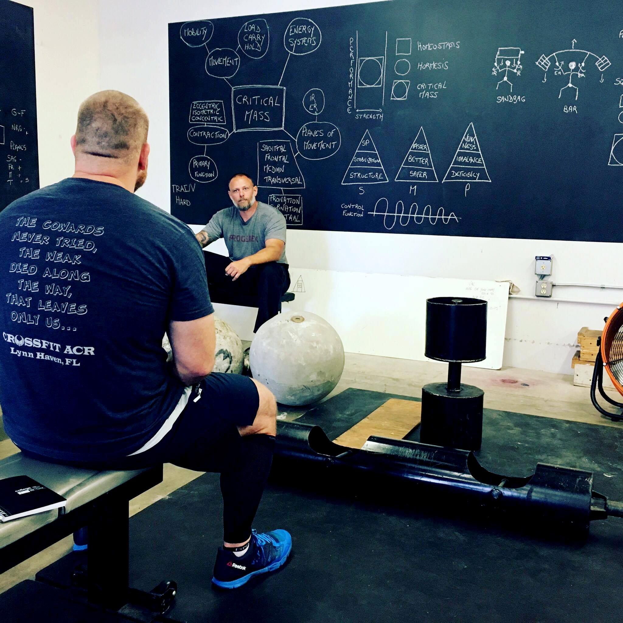 Julien Pineau strongfit coach