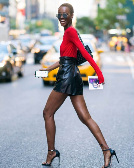 Harieth Paul _ Victoria's Secret Model