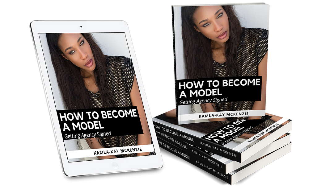 How to become a model ebook