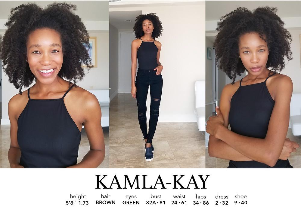 Kamla-Kay Modeling digitals