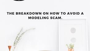 8 tips to avoiding modeling scams