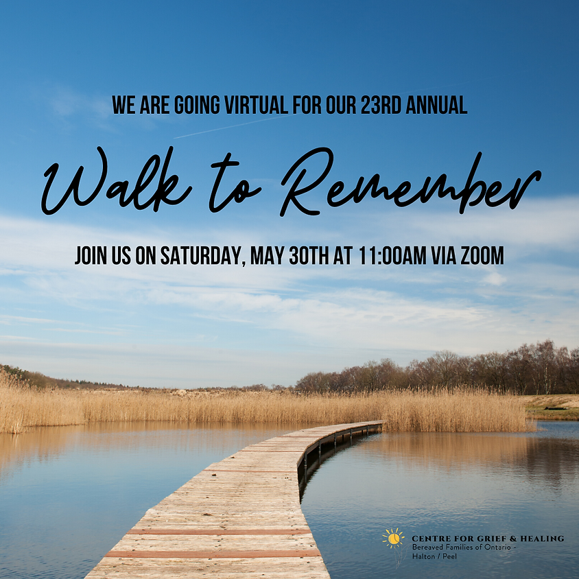 23rd Annual Walk to Remember