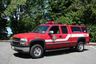 Chief's Car - 630