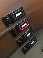 Maple Trails Apartments elevator