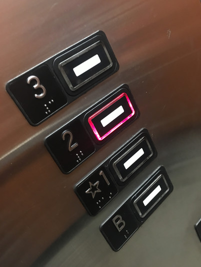 Maple Trails Apartments elevator