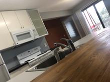 Hidden Valley Apartments 3 bedroom kitchen renovation