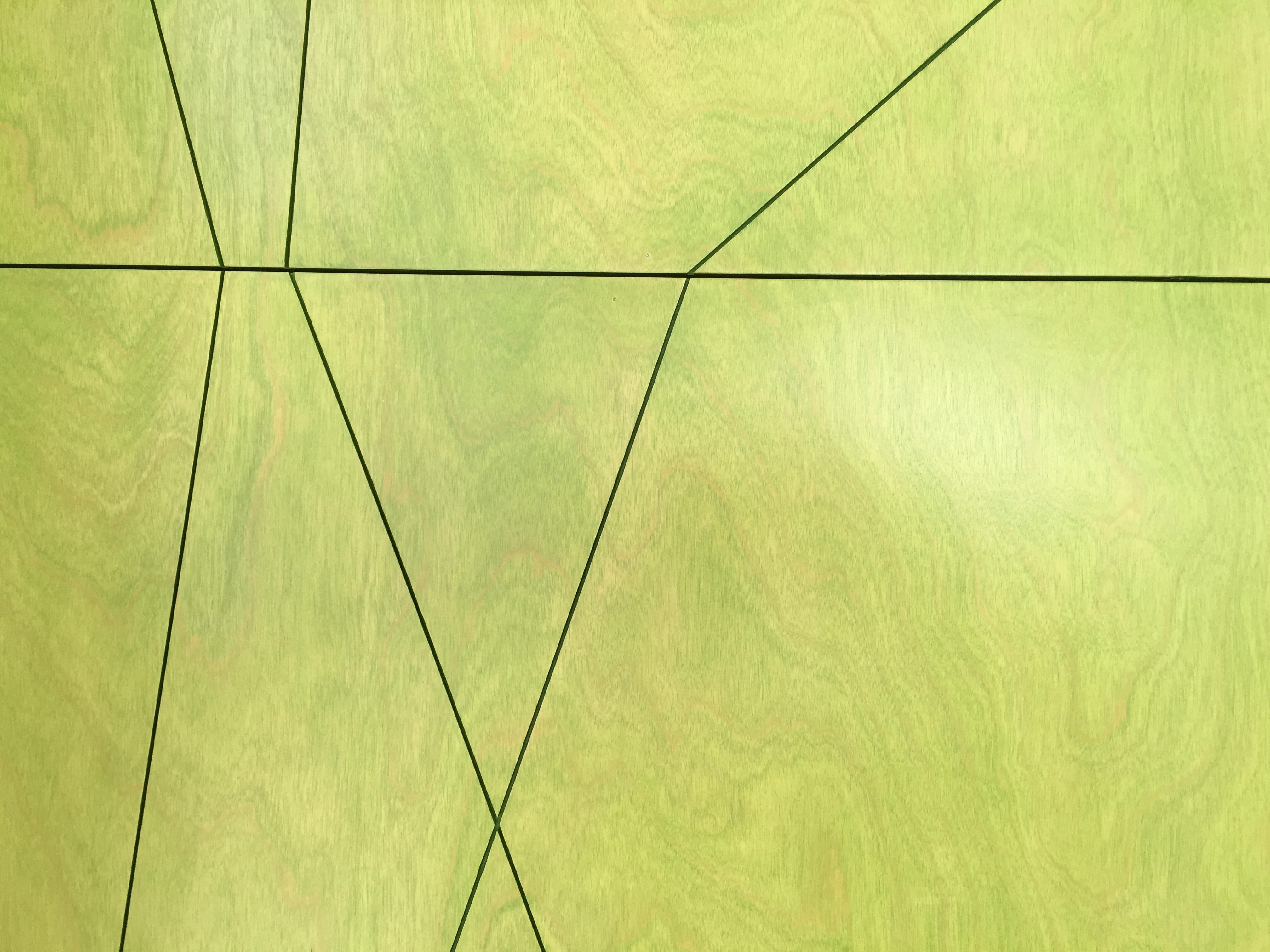 linear | wall detail