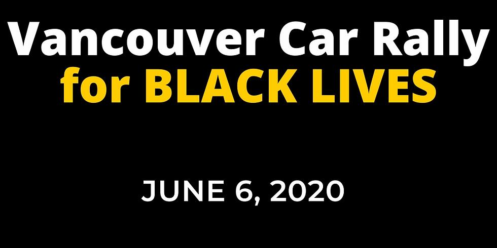 Car Rally for Black Lives