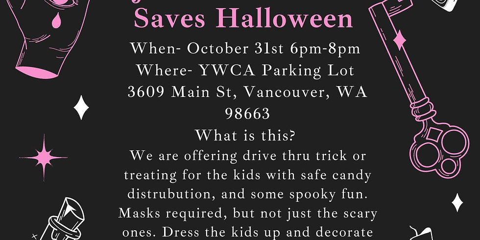 Jubilee Collective Saves Halloween