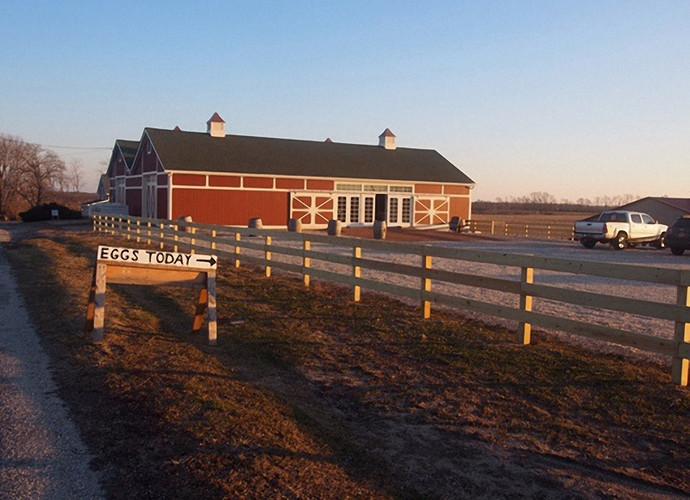 Farm Store Outside