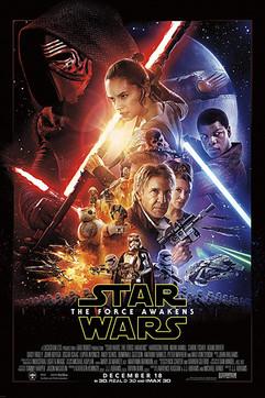 Star Wars: Episode VII - The Force Awakens (2015)