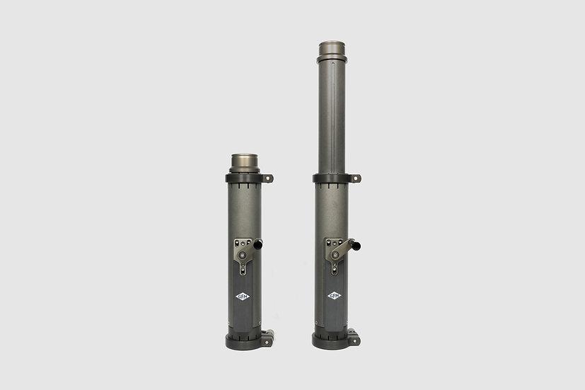 """AL-2355 — Maxi Cranked Riser, 58–91 cm / 23""""–36"""""""