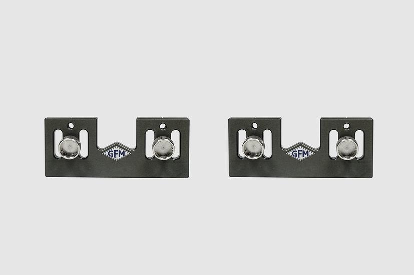 AL-2587 — Side plates, small (2 pcs.)