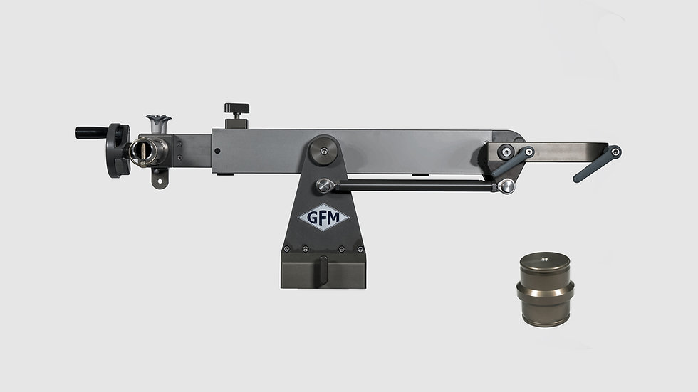 GF-7600S — GF-Baby Jib Set incl. Case and Counterweights