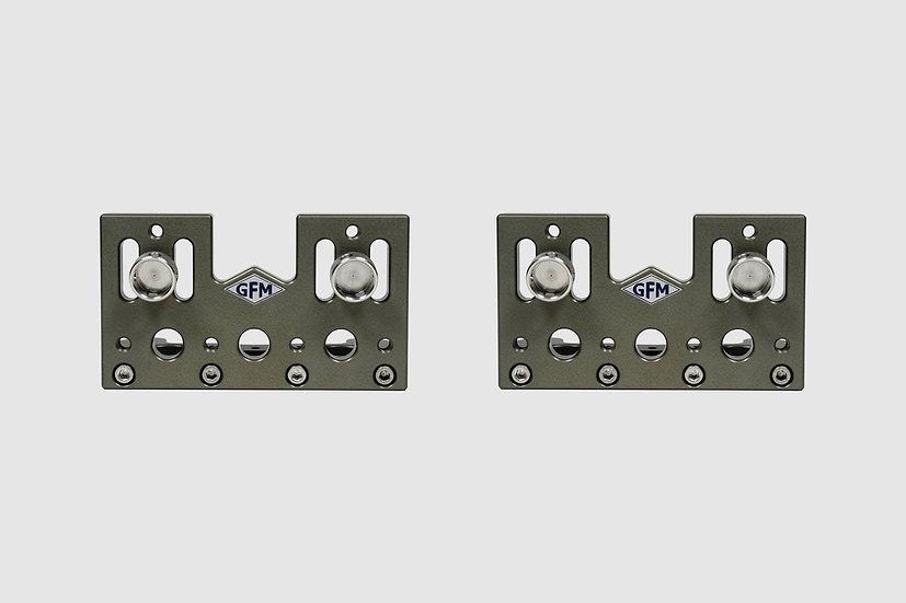 AL-2586 — Side plates, medium (2 pcs.)