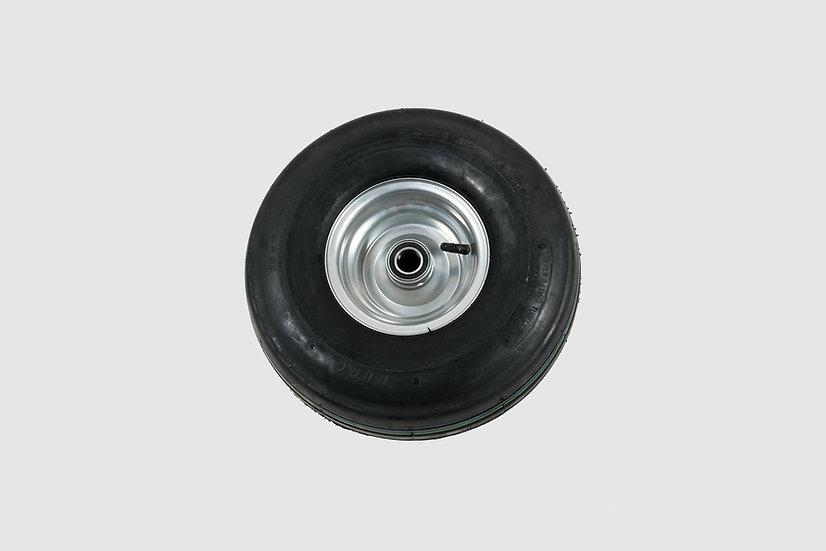 GF-8322 — Pneumatic wheel set for Base Dolly