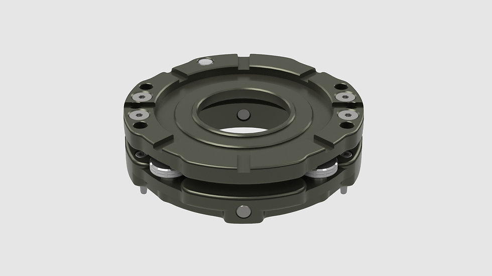 AL-2160 — Mitchell 4-way leveller for Sliders and Ball Adapters